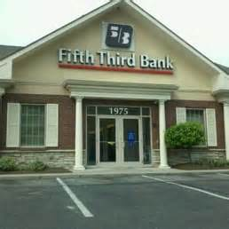 fifth third bank phone number fifth third bank banks credit unions 1975 highland