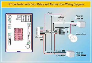 Ir Infrared Remote Rfid Access Control System