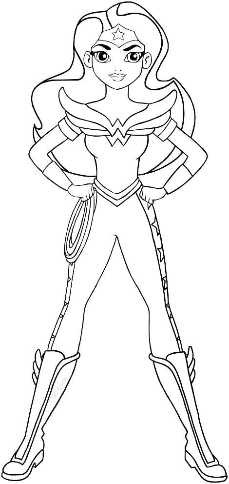 female superhero coloring pages  getcoloringscom  printable colorings pages  print