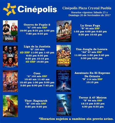 Cinépolis Crystal ( CinepolisC) Twitter