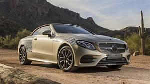 Mercedes E Class : 2018 mercedes e class cabriolet first ride making of a topless beauty ~ Medecine-chirurgie-esthetiques.com Avis de Voitures