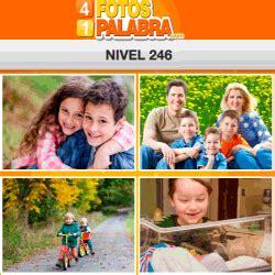 4 Fotos 1 Palabra Facebook Nivel 246 Soluciones