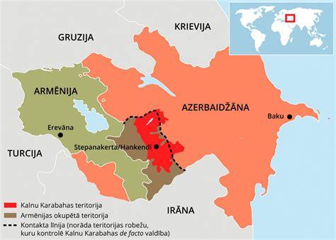 Kalnu Karabahas konflikts - kāds ir spēku samērs? / Raksts