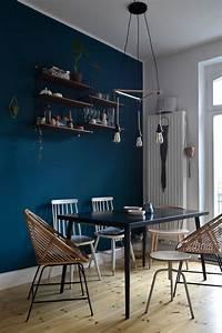 Graue Wandfarbe Mischen : lass uns blau machen trendwatch blau als wandfarbe blaue wandfarbe wandfarbe und blau ~ Markanthonyermac.com Haus und Dekorationen