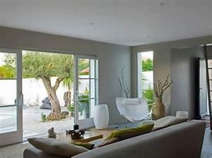 Deco Zen Salon : deco salon moderne zen ~ Teatrodelosmanantiales.com Idées de Décoration
