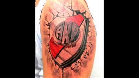 Mejores tatuajes de River Plate YouTube