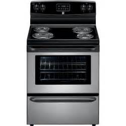 Kenmore Kenmore 93003  4.9 cu. ft. Electric Range - Stainless Steel