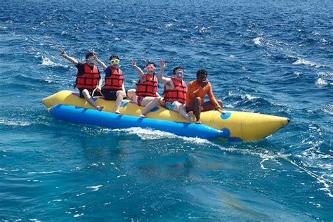 Banana Boat You by Lembongan Banana Boat Water Sport Marine Acivities