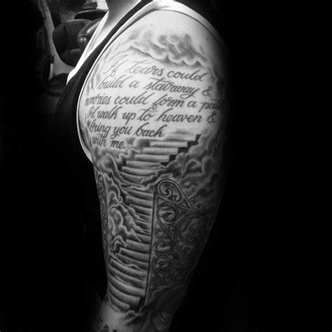 religious tattoo sleeves ideas  pinterest