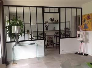 cuisine verre solutions With type de cloison interieure