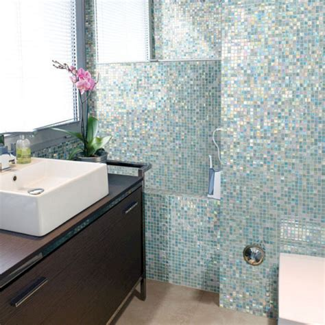 Bathroom Wall Tile Mosaic  24 Spaces