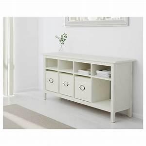 Console Ameublement : hemnes console table white stain 157 x 40 cm ikea ~ Melissatoandfro.com Idées de Décoration