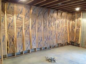 Insulating, Basement, Walls, Cost, U0026, Contractor, Quotes