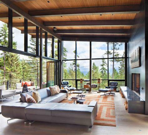 high five floor l moderne maison rustique à l architecture et agencement