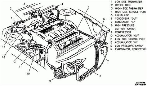 cadillac deville north star engine diagram auto