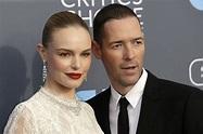 Kate Bosworth and Husband Michael Polish Pose for Rag & Bone