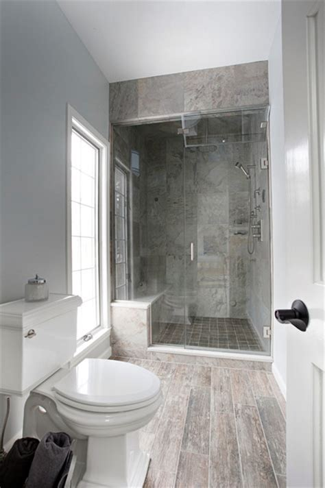 Bathroom Layout With Separate Toilet by Separate Shower And Toilet Room Contemporary Bathroom