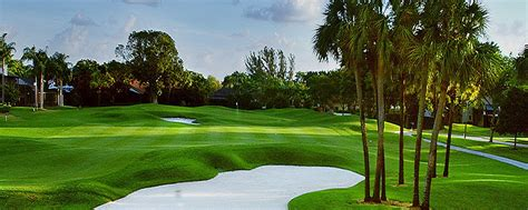 south florida golf  deer creek golf club