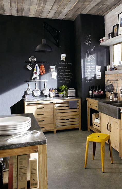 idee deco cuisine vintage decorating kitchen walls ideas for kitchen walls