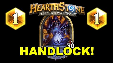 legendary handlock deck hearthstone deck spotlights
