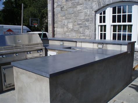 exterior countertops gallery custom