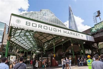 London Borough Market Markets Bridge History