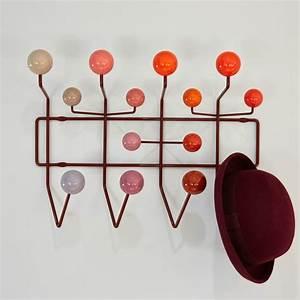 Hang It All Vitra : vitra eames hang it all coat rack red ~ A.2002-acura-tl-radio.info Haus und Dekorationen