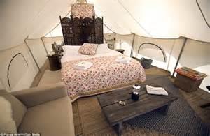 glastonburys luxury pop  hotel   expensive