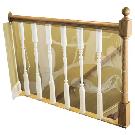 Banister Protection For Babies by Banister Shield Protector Child Pet Safety Products