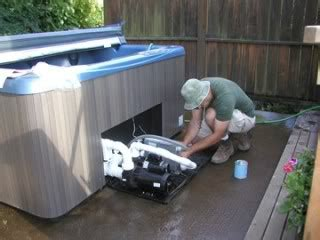 How Much Does Cost Have Hot Tub Installed Networx