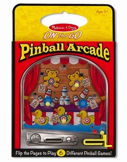 Pinball Arcade Toy Doug Melissa