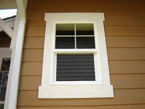 Smart Placement Craftsman Style Window Ideas by 25 Best Ideas About Exterior Window Trims On