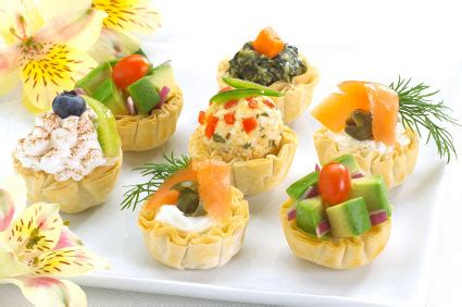 word of the week hors d oeuvres ribbon box events
