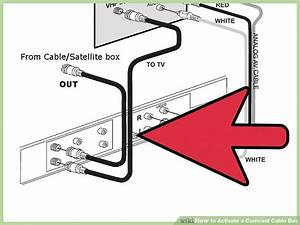 How To Activate A Comcast Cable Box  14 Steps  With Pictures