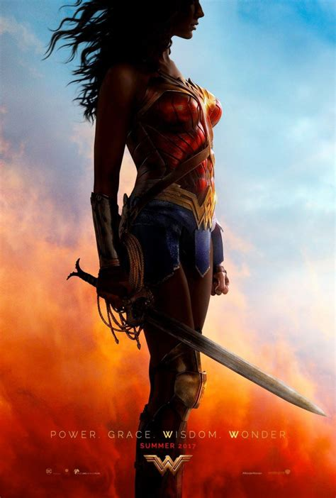Behind The Thrills  Sdcc 2016 Wonder Woman Amazes With