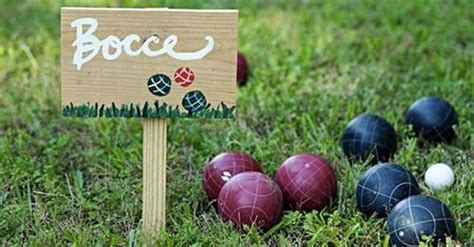 special sports bocce ball