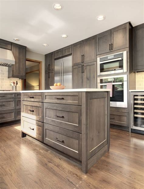 gray wood kitchen cabinets best kitchen cabinets buying guide 2018 photos