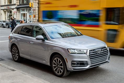 audi suv images the audi q7 is luxury suv perfection business insider