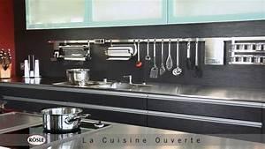 Rosle offene kuche youtube for R sle offene küche