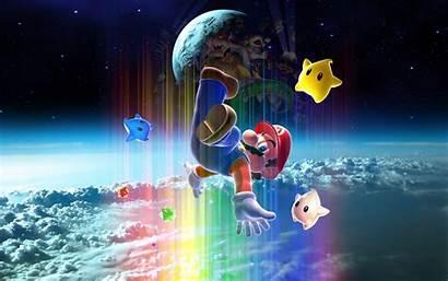 Mario Galaxy 1920