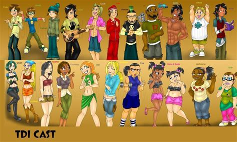 anime drama total drama anime images this hd wallpaper and