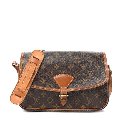 louis vuitton monogram sologne  fashionphile