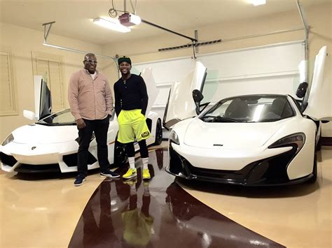 Floyd Mayweather's Car Collection Just Got Even More Amazing