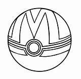 Ball Template Mirage Pokeball 6xl Kleurplaat Deviantart Coloriage Announcement Special Favourites sketch template
