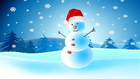 Kids are always waiting for this enjoyable festival and to get a surprise gift from kris kringle santa claus. Christmas Greeting Card With Snowman Hd Wallpapers For ...