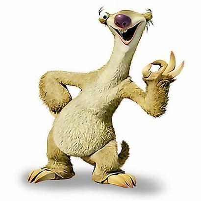 Sid Ia Istid Parody Wikia Sloth Wiki