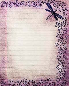 286 best images about printable stationary on pinterest With paper for letters