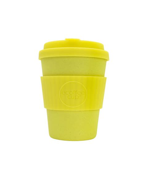 These reusable iced coffee cups have style and function, and will save you from using a million plastic straws. Ecoffee 12 oz. Reusable Coffee Cup / AnnMashburn.com