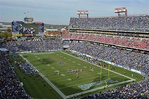 Nissan Stadium, Tennessee Titans football stadium