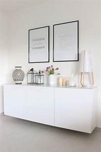 Sideboard Wohnzimmer : sideboard im wohnzimmer wohnideen anderer blogger ~ Pilothousefishingboats.com Haus und Dekorationen